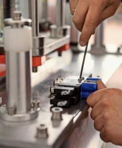 assemblaggi elettromeccanici